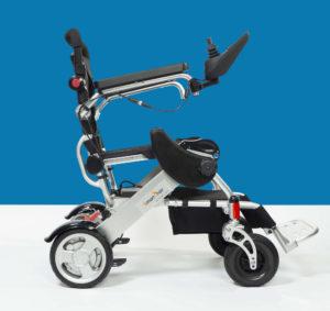 SmartChair Home, fauteuil roulant pliable léger et transportable