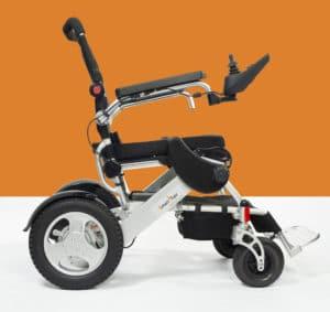 SmartChair City, fauteuil roulant pliable léger et transportable