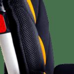 Dossier rembourré du SmartChair Travel