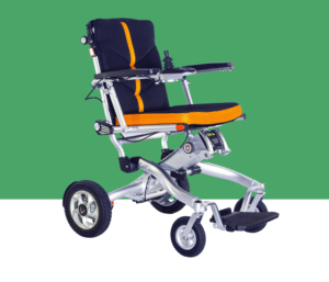 SmartChair Travel, fauteuil roulant électrique pliable et léger